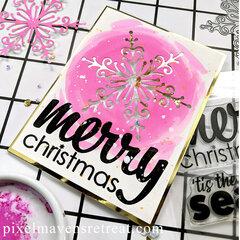 Pink & Bold Christmas