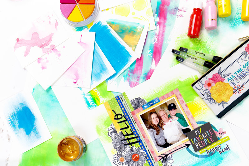 Mixed Media Art Techniques with Vicki Boutin | A Free Class Only at Scrapbook.com!