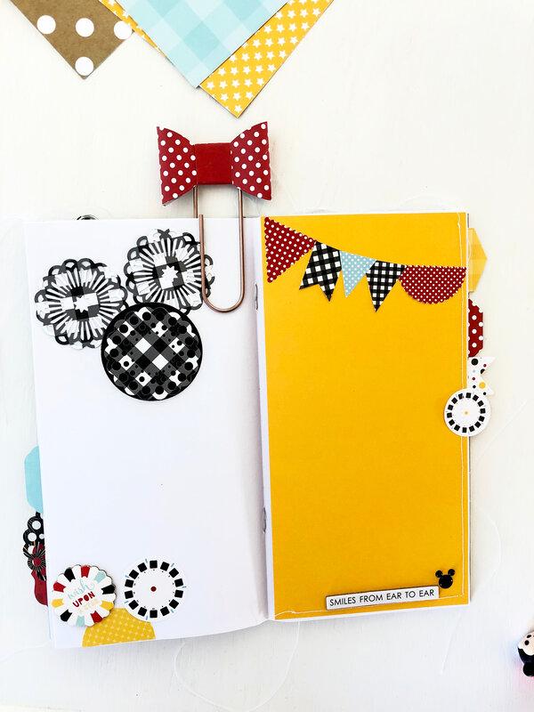 Disney Traveler's Notebook