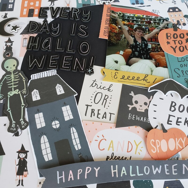 Every Day Is Halloween!