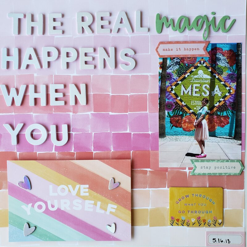 The Real Magic Happens When You Love Yourself