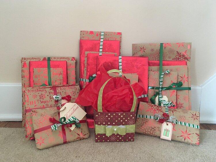 Gifts for My Secret Santa Partner