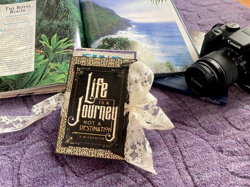 Graphic 45 Travel Journal