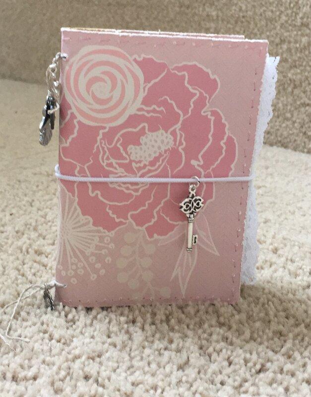 Mini Travelers Notebook