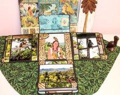 Graphic 45 Tropical Travelogue Mini Album