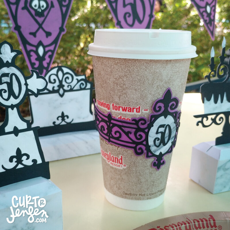 Haunted Mansion's 50th Anniversary Party