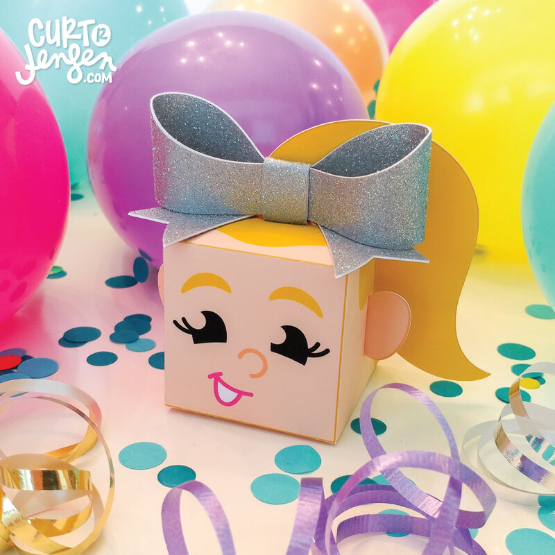 JoJo Siwa Party Favor