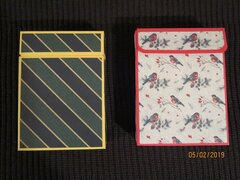 Card Set and Gift Boxes