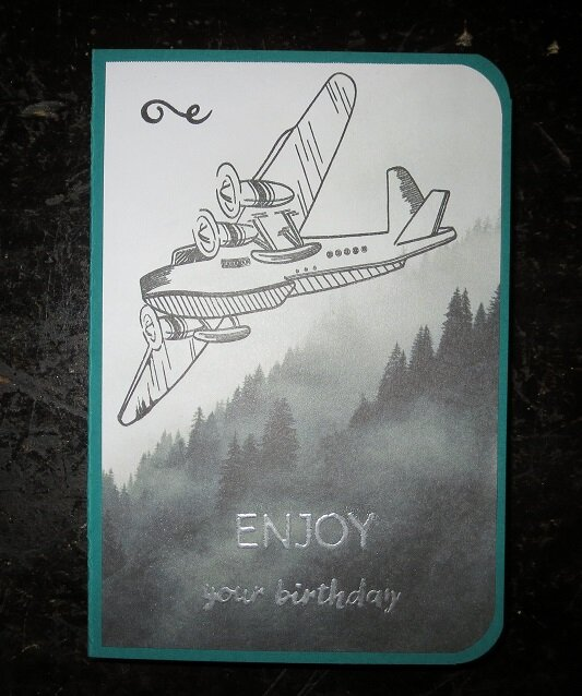Alaska Adventure Birthday Card