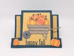 happy fall pumpkins!