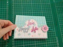 Live happy life