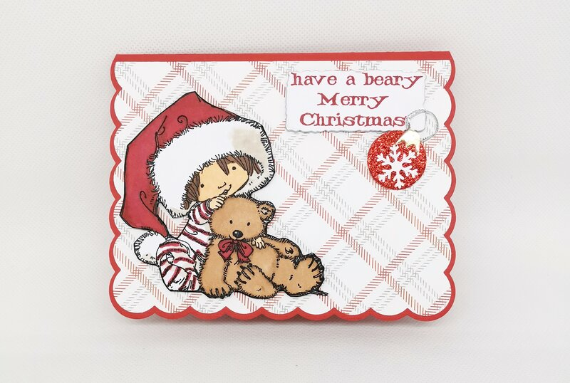 Have a beary merry Christmas!