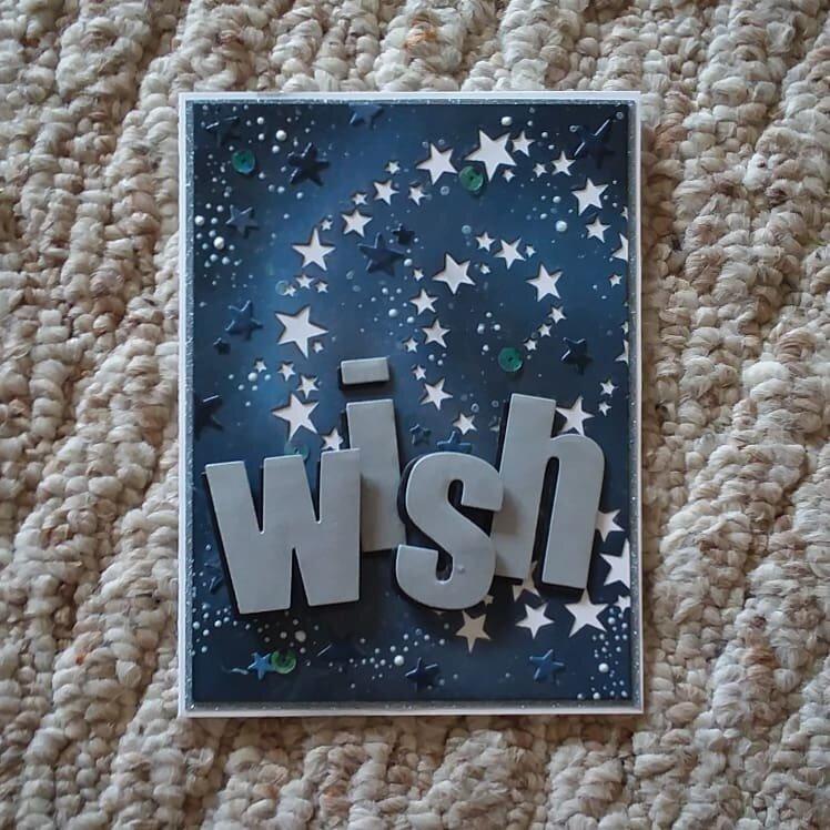 Wish Birthday Card