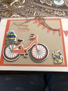 Happy Birthday Bike