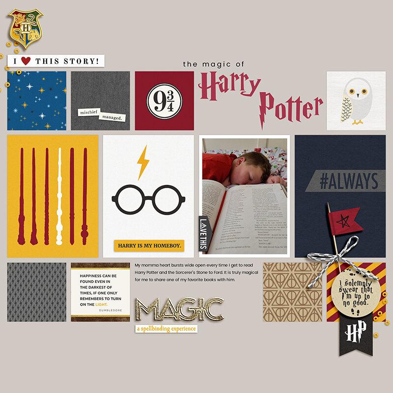 The Magic of Harry Potter (v2)