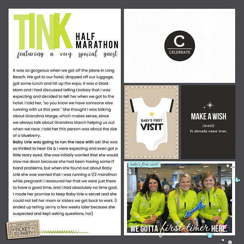 Tink Half Marathon