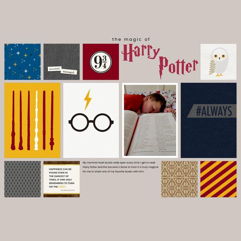 The Magic of Harry Potter (v1)