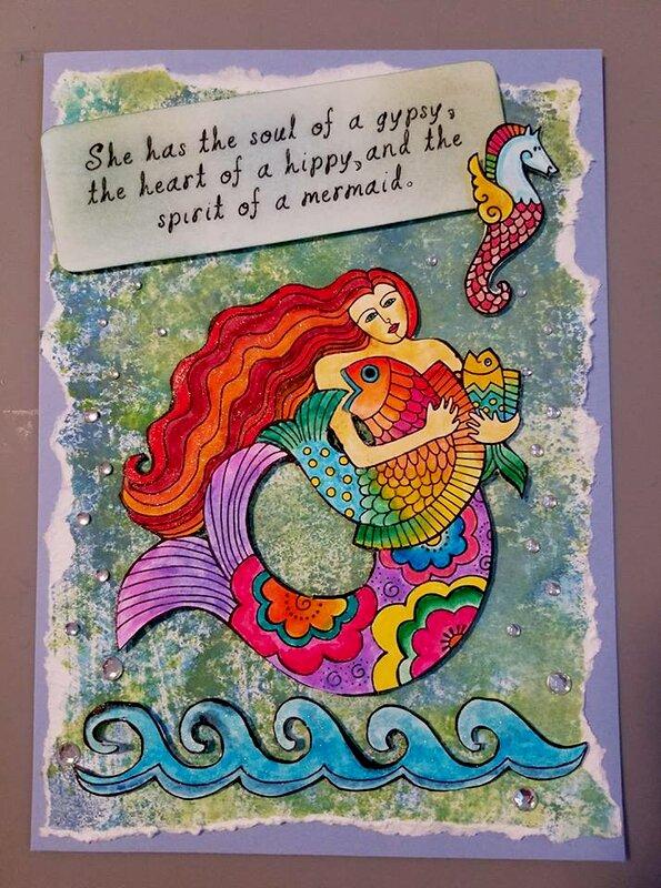 mermaid spirit