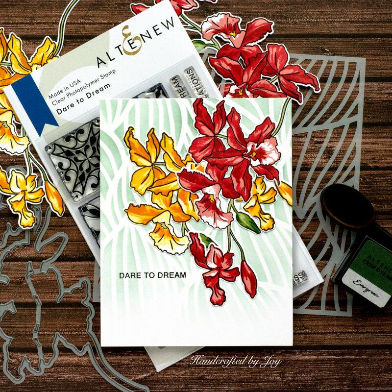 Build-A-Flower: Cattleya