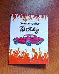 Cruisin' Into Your Birthday