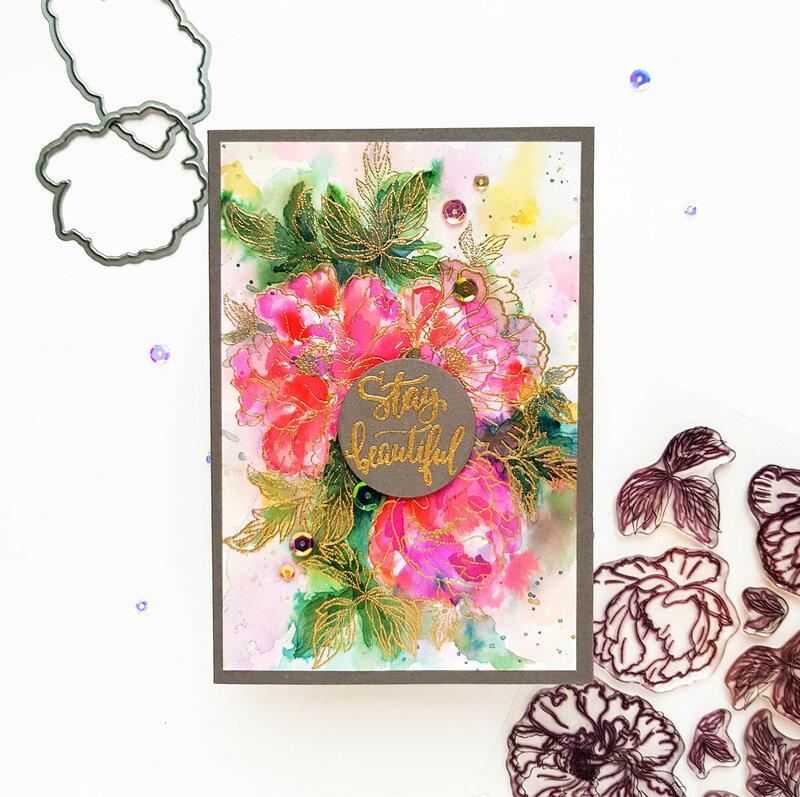 Stay Beautiful Card