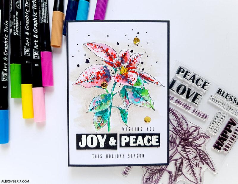Joy&Peace Card