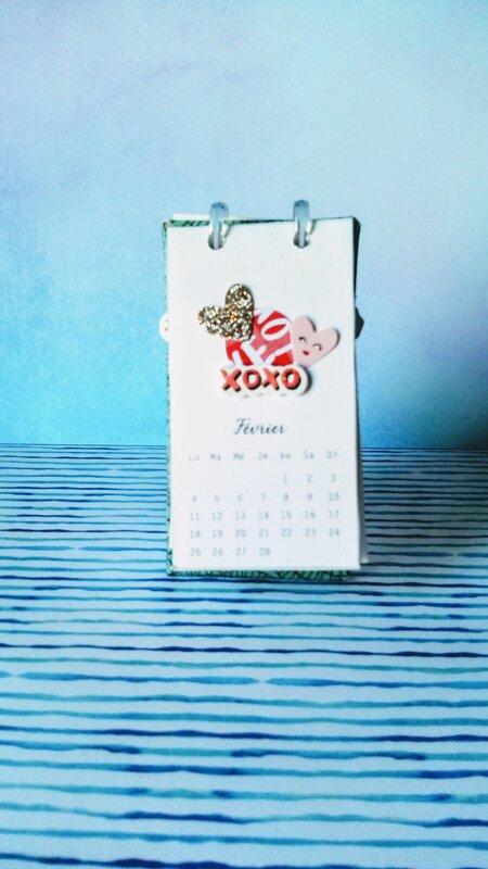 calendrier pour bureau