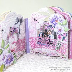 Mini Album - 3D Vignette Mini Album