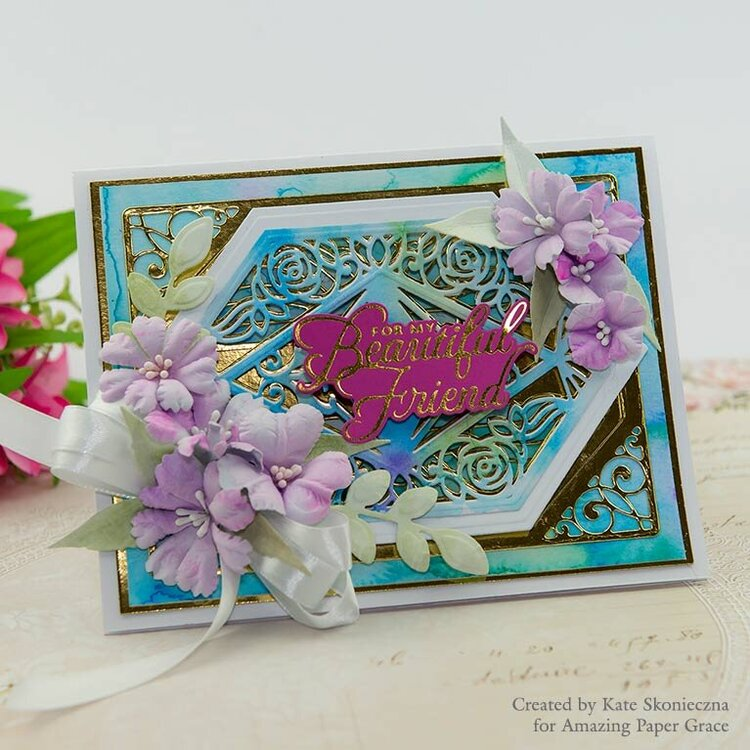 Sentimental Finery By Amazing Paper Grace
