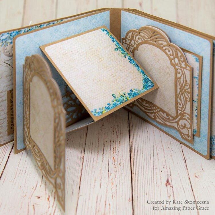 Mini Album - Grand Vaulted Cabinet