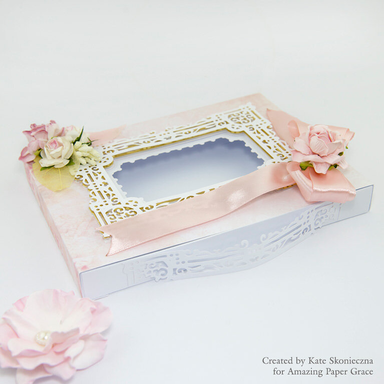 Box for card