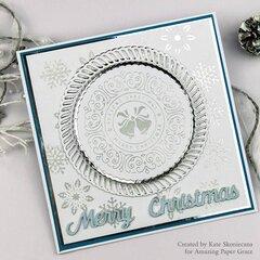 Filigree Glimmer Wreaths