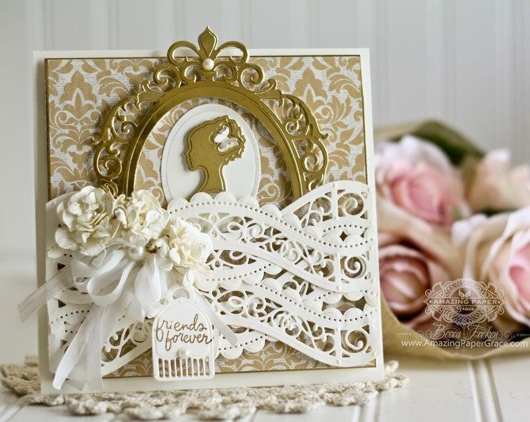 Fleur de Elegance inspiration by Becca Feeken