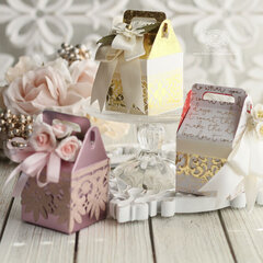 Cottage Gift Box Inspiration by Becca Feeken