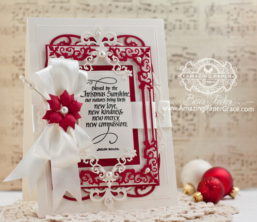 A Regal Frames Christmas by Becca Feeken