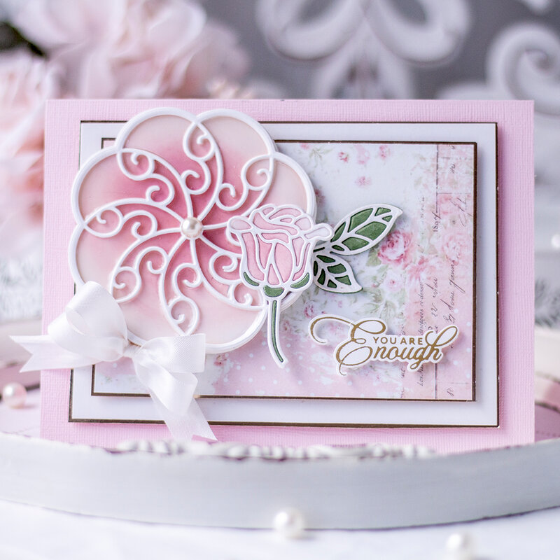 Stack It Card - Adding Layering and Dimension to Die Cuts Class