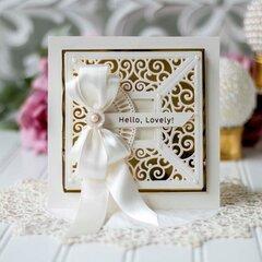 Hello Lovely! Card