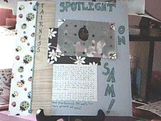 Spotlight on Sam!