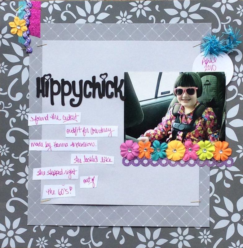 Hippychick (form the Soho tune!)