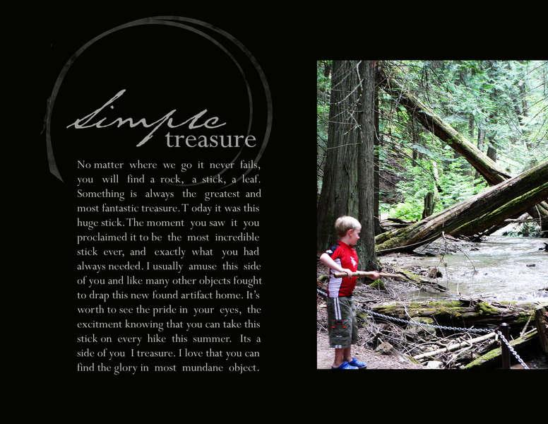 Simple treasure