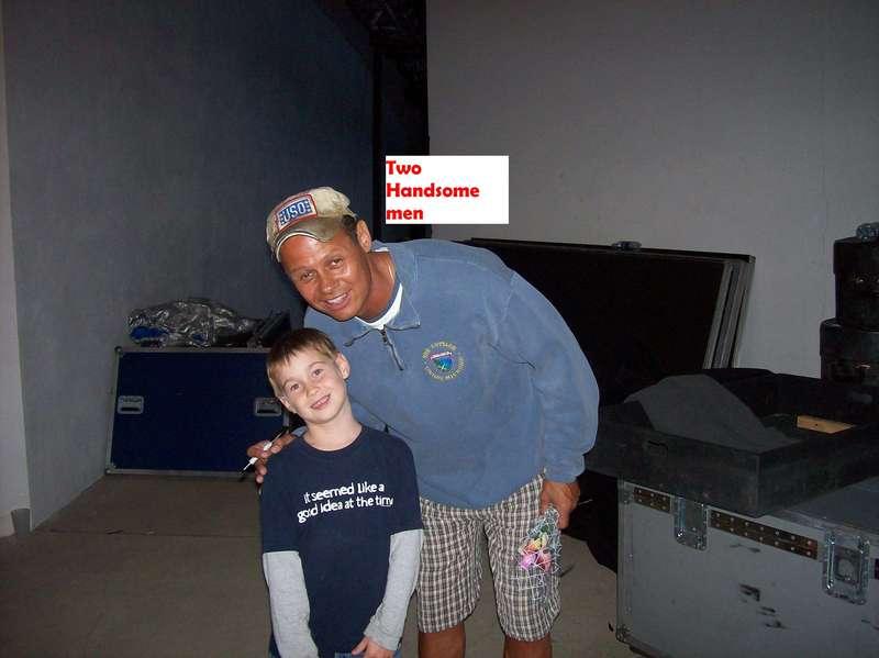 I met Neal McCOy