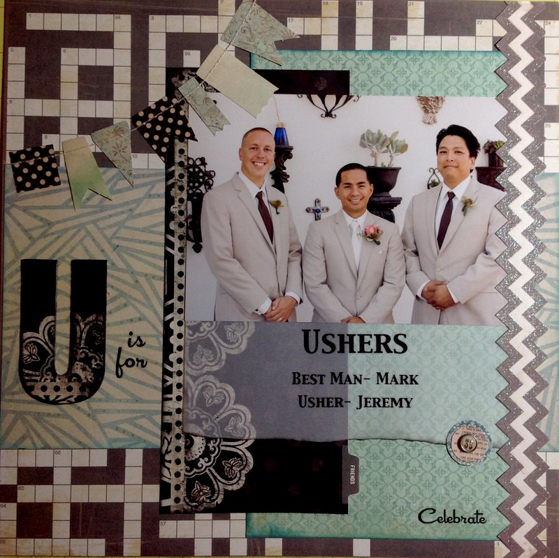 U is for Ushers pg#2