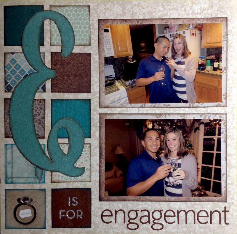 E is for Engagement Ring Pg#2