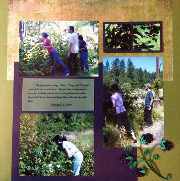 Oregon Blackberries pg #2
