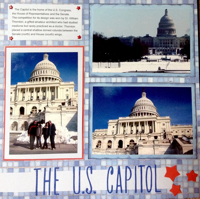 The U.S. Capitol Pg#2