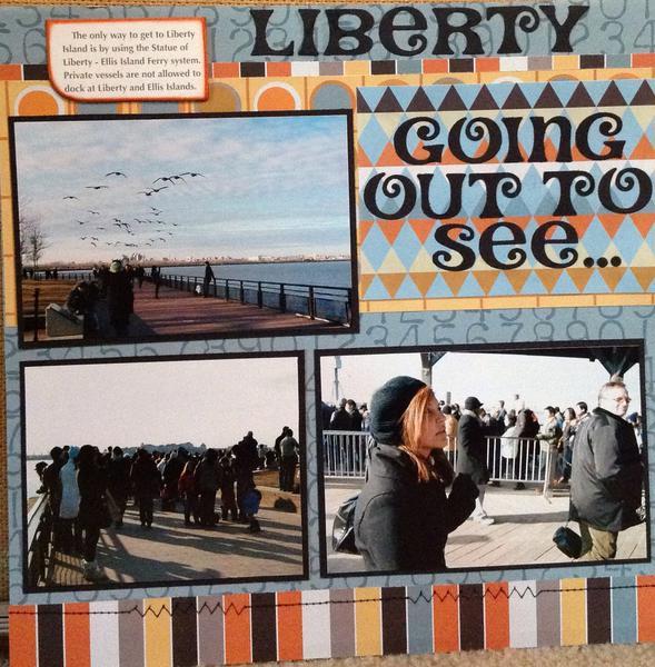 Liberty Island Pg #1
