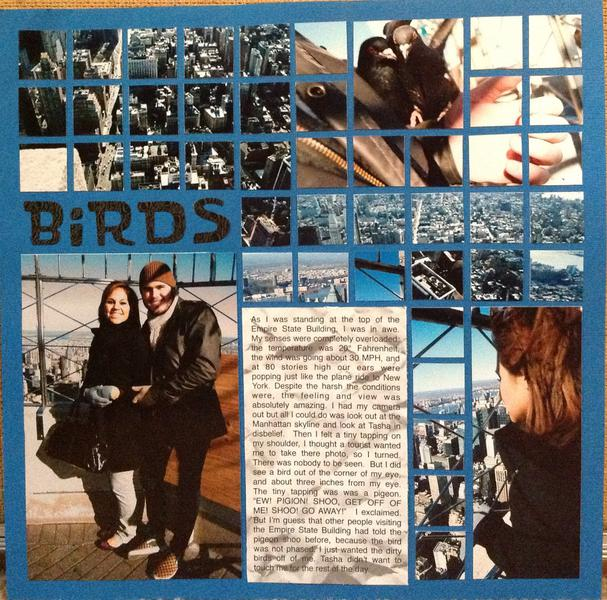 Love Birds Pg#2