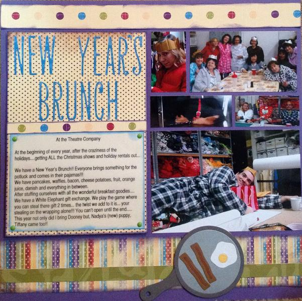 New Year's Brunch Pg# 1