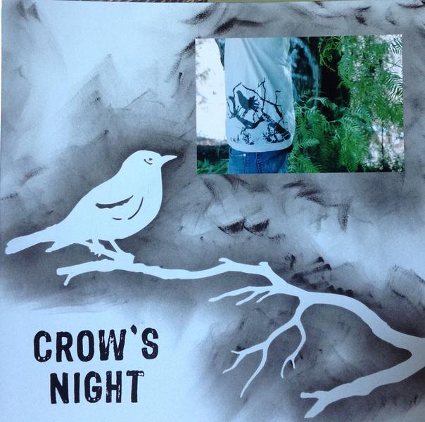Crow's Night Pg#1