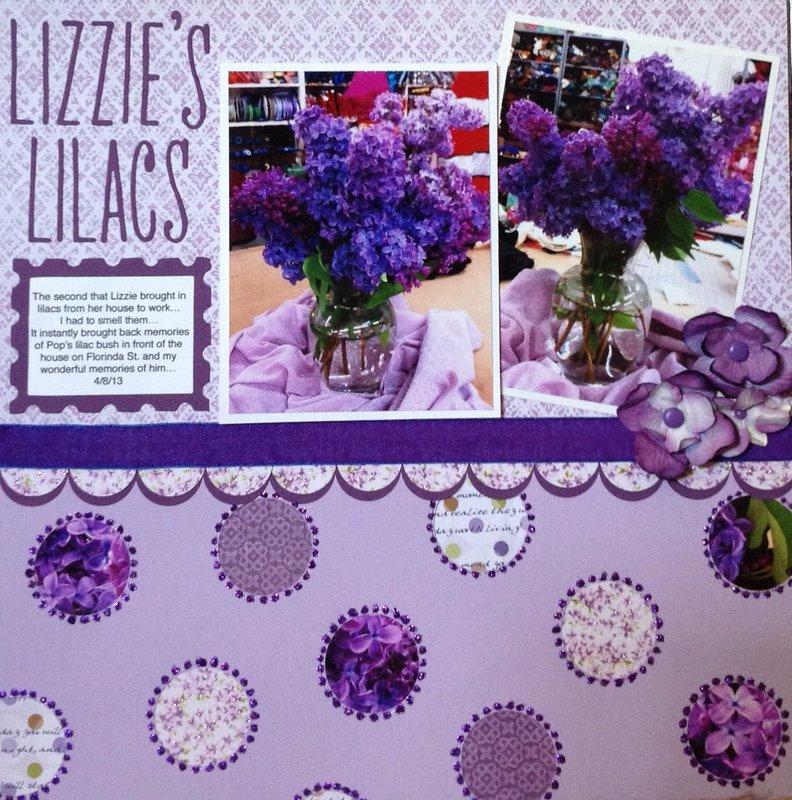 Lizzie's Lilacs